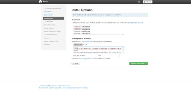 Hadoop Cluster setup: Hortonworks Hadoop Installation